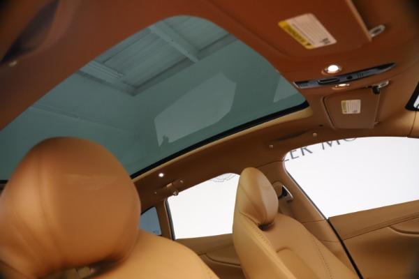 New 2021 Aston Martin DBX for sale $212,886 at Alfa Romeo of Greenwich in Greenwich CT 06830 24