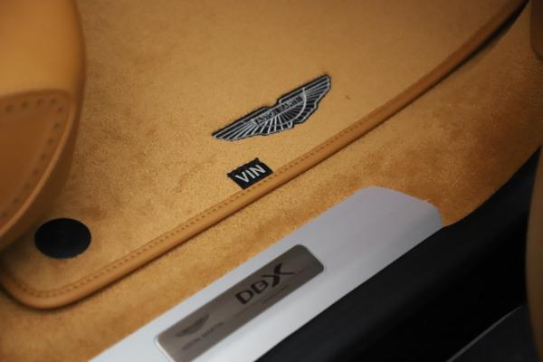 New 2021 Aston Martin DBX for sale $212,886 at Alfa Romeo of Greenwich in Greenwich CT 06830 25