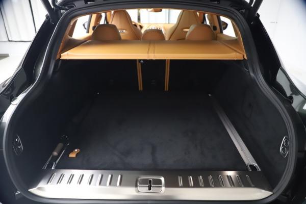 New 2021 Aston Martin DBX for sale $212,886 at Alfa Romeo of Greenwich in Greenwich CT 06830 26