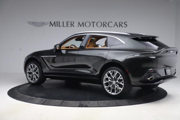New 2021 Aston Martin DBX for sale $212,886 at Alfa Romeo of Greenwich in Greenwich CT 06830 3
