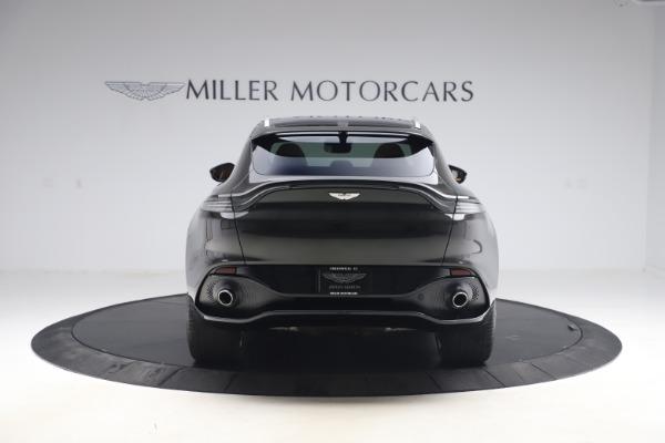 New 2021 Aston Martin DBX for sale $212,886 at Alfa Romeo of Greenwich in Greenwich CT 06830 5