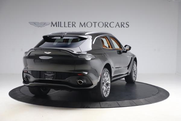 New 2021 Aston Martin DBX for sale $212,886 at Alfa Romeo of Greenwich in Greenwich CT 06830 6