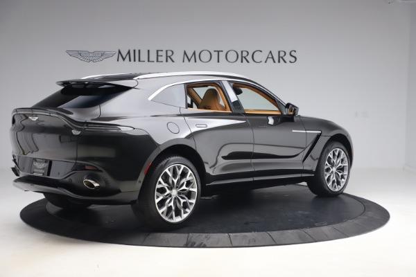 New 2021 Aston Martin DBX for sale $212,886 at Alfa Romeo of Greenwich in Greenwich CT 06830 7