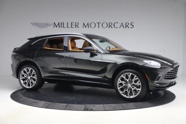 New 2021 Aston Martin DBX for sale $212,886 at Alfa Romeo of Greenwich in Greenwich CT 06830 9