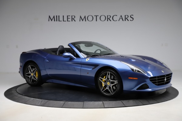 Used 2018 Ferrari California T for sale $185,900 at Alfa Romeo of Greenwich in Greenwich CT 06830 10
