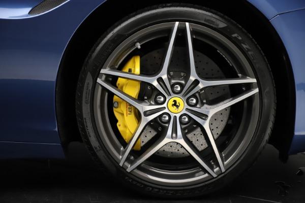Used 2018 Ferrari California T for sale $185,900 at Alfa Romeo of Greenwich in Greenwich CT 06830 28