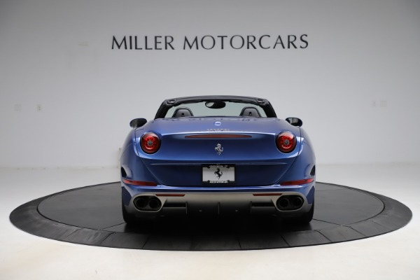 Used 2018 Ferrari California T for sale Sold at Alfa Romeo of Greenwich in Greenwich CT 06830 6