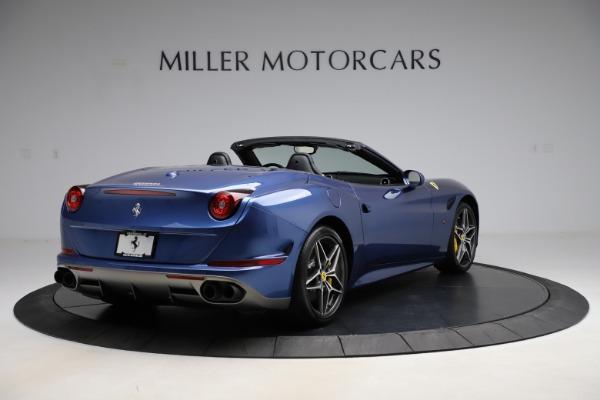 Used 2018 Ferrari California T for sale $185,900 at Alfa Romeo of Greenwich in Greenwich CT 06830 7
