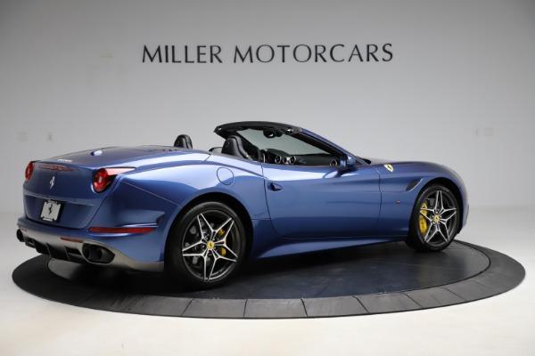 Used 2018 Ferrari California T for sale $185,900 at Alfa Romeo of Greenwich in Greenwich CT 06830 8
