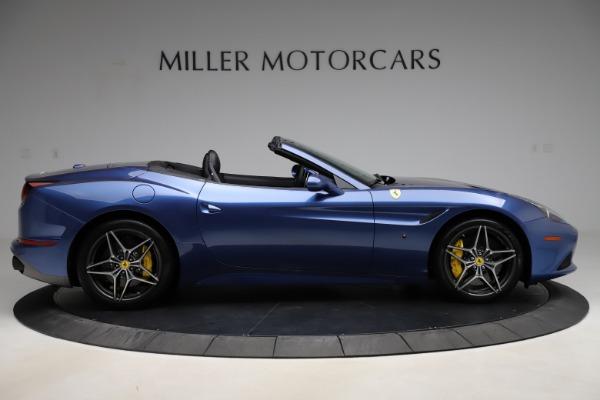 Used 2018 Ferrari California T for sale $185,900 at Alfa Romeo of Greenwich in Greenwich CT 06830 9