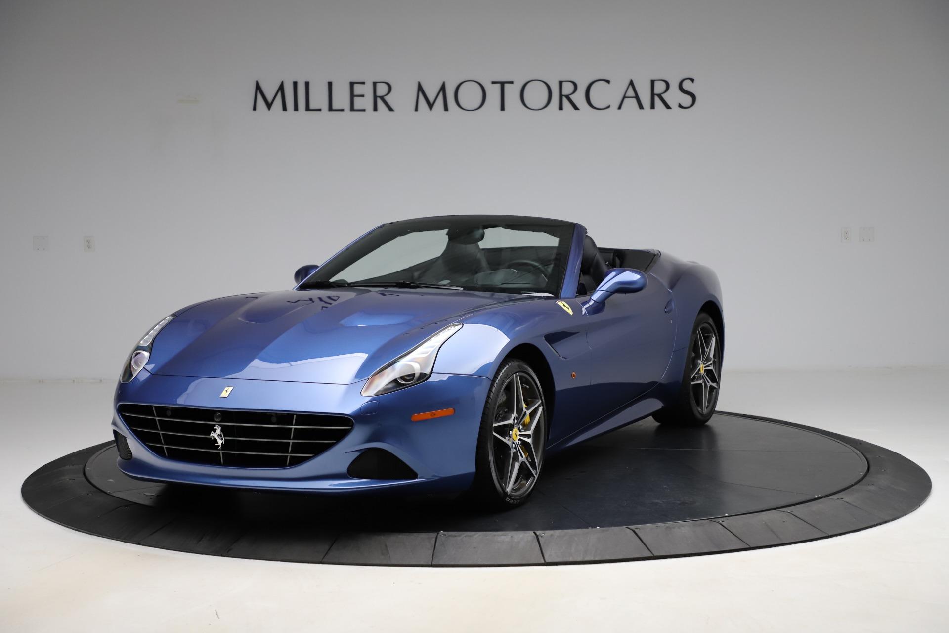 Used 2018 Ferrari California T for sale $185,900 at Alfa Romeo of Greenwich in Greenwich CT 06830 1