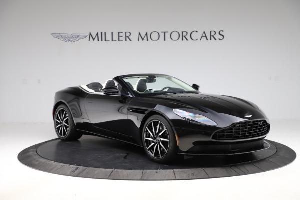 Used 2020 Aston Martin DB11 Volante for sale $209,900 at Alfa Romeo of Greenwich in Greenwich CT 06830 10