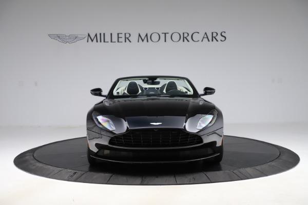 Used 2020 Aston Martin DB11 Volante for sale $209,900 at Alfa Romeo of Greenwich in Greenwich CT 06830 11