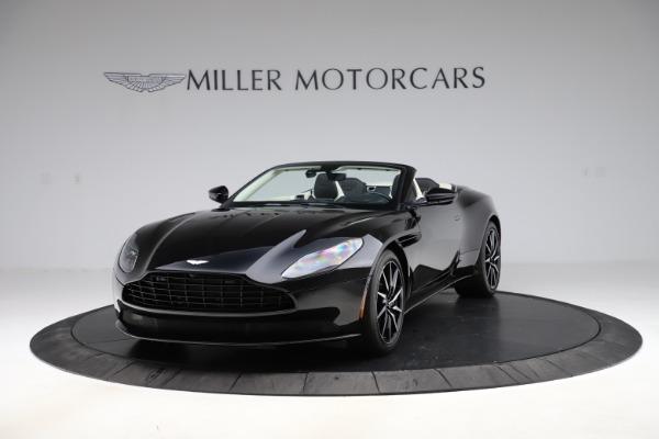 Used 2020 Aston Martin DB11 Volante for sale $209,900 at Alfa Romeo of Greenwich in Greenwich CT 06830 12