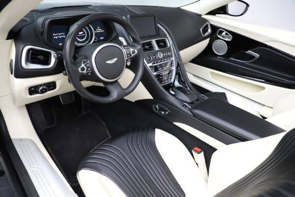 Used 2020 Aston Martin DB11 Volante for sale $209,900 at Alfa Romeo of Greenwich in Greenwich CT 06830 13