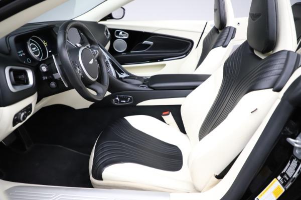 Used 2020 Aston Martin DB11 Volante for sale $209,900 at Alfa Romeo of Greenwich in Greenwich CT 06830 14