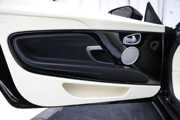Used 2020 Aston Martin DB11 Volante for sale $209,900 at Alfa Romeo of Greenwich in Greenwich CT 06830 16