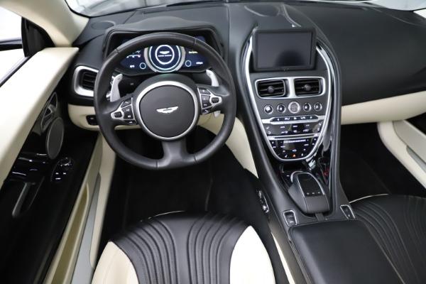 Used 2020 Aston Martin DB11 Volante for sale $209,900 at Alfa Romeo of Greenwich in Greenwich CT 06830 17