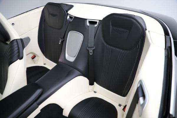 Used 2020 Aston Martin DB11 Volante for sale $209,900 at Alfa Romeo of Greenwich in Greenwich CT 06830 18