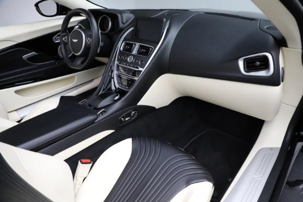 Used 2020 Aston Martin DB11 Volante for sale $209,900 at Alfa Romeo of Greenwich in Greenwich CT 06830 19