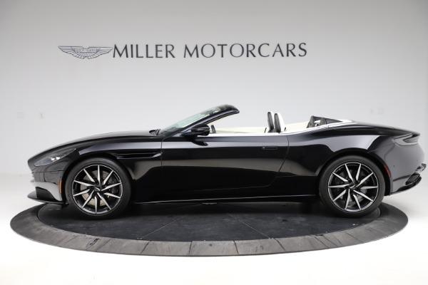 Used 2020 Aston Martin DB11 Volante for sale $209,900 at Alfa Romeo of Greenwich in Greenwich CT 06830 2