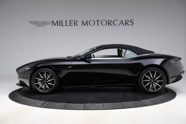 Used 2020 Aston Martin DB11 Volante for sale $209,900 at Alfa Romeo of Greenwich in Greenwich CT 06830 25
