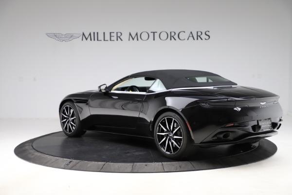 Used 2020 Aston Martin DB11 Volante for sale $209,900 at Alfa Romeo of Greenwich in Greenwich CT 06830 26