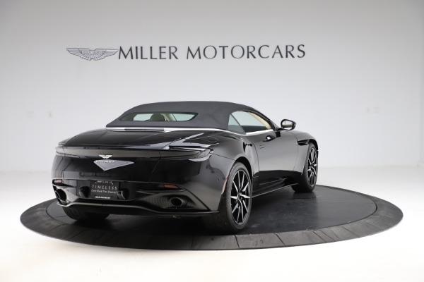 Used 2020 Aston Martin DB11 Volante for sale $209,900 at Alfa Romeo of Greenwich in Greenwich CT 06830 27