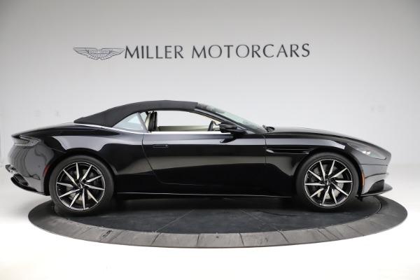 Used 2020 Aston Martin DB11 Volante for sale $209,900 at Alfa Romeo of Greenwich in Greenwich CT 06830 28