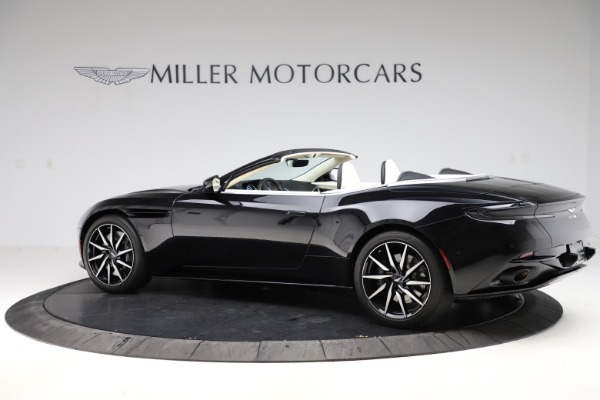 Used 2020 Aston Martin DB11 Volante for sale $209,900 at Alfa Romeo of Greenwich in Greenwich CT 06830 3
