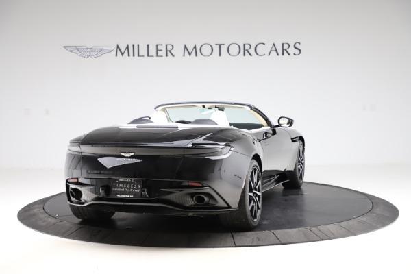 Used 2020 Aston Martin DB11 Volante for sale $209,900 at Alfa Romeo of Greenwich in Greenwich CT 06830 6