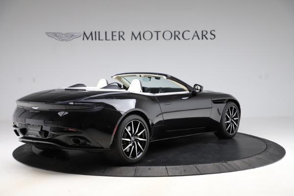 Used 2020 Aston Martin DB11 Volante for sale $209,900 at Alfa Romeo of Greenwich in Greenwich CT 06830 7