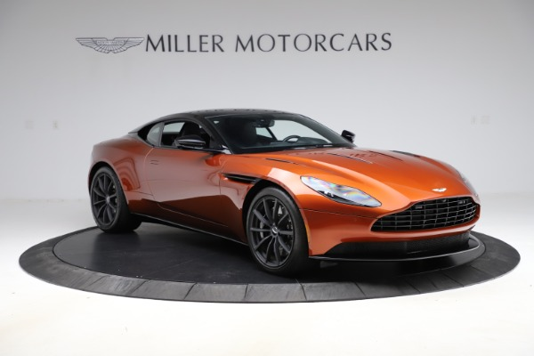 Used 2020 Aston Martin DB11 AMR for sale $199,900 at Alfa Romeo of Greenwich in Greenwich CT 06830 10