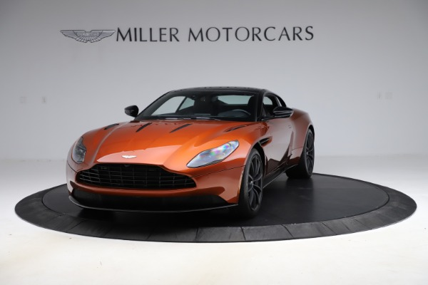 Used 2020 Aston Martin DB11 AMR for sale $199,900 at Alfa Romeo of Greenwich in Greenwich CT 06830 12