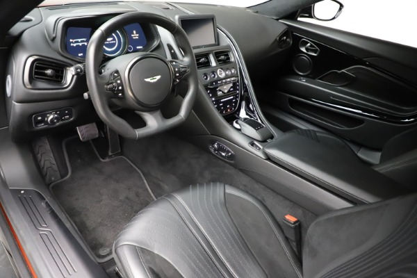 Used 2020 Aston Martin DB11 AMR for sale $199,900 at Alfa Romeo of Greenwich in Greenwich CT 06830 13