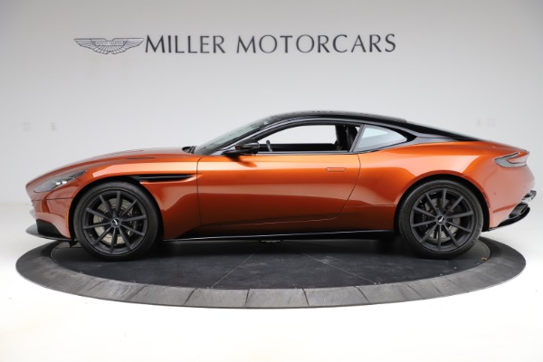 Used 2020 Aston Martin DB11 AMR for sale $199,900 at Alfa Romeo of Greenwich in Greenwich CT 06830 2