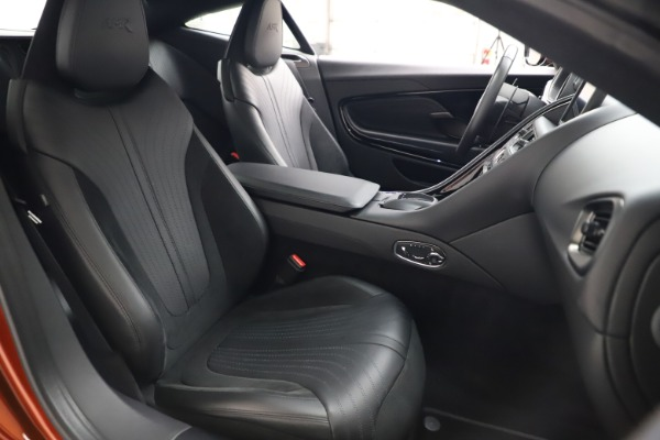 Used 2020 Aston Martin DB11 AMR for sale $199,900 at Alfa Romeo of Greenwich in Greenwich CT 06830 21
