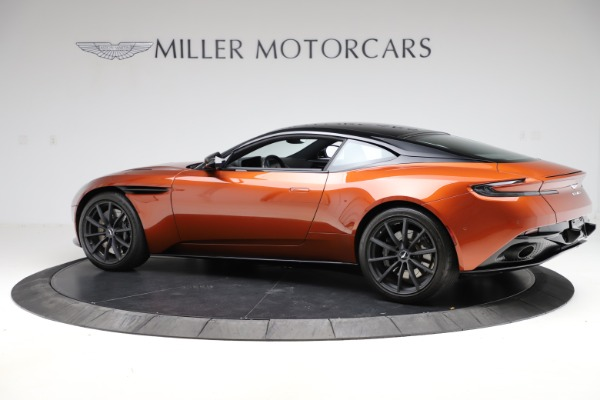 Used 2020 Aston Martin DB11 AMR for sale $199,900 at Alfa Romeo of Greenwich in Greenwich CT 06830 3