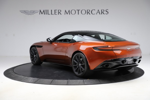 Used 2020 Aston Martin DB11 AMR for sale $199,900 at Alfa Romeo of Greenwich in Greenwich CT 06830 4
