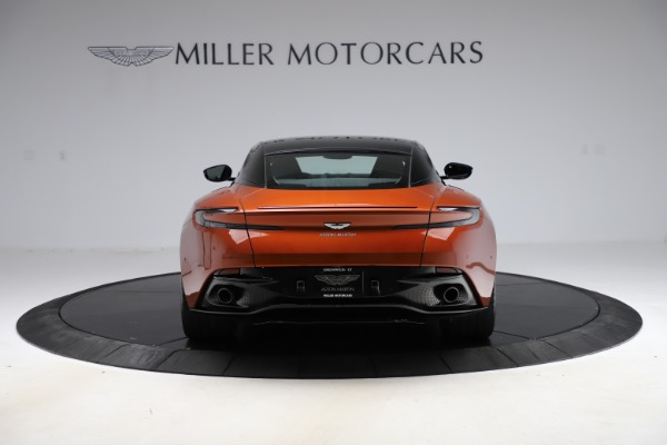 Used 2020 Aston Martin DB11 AMR for sale $199,900 at Alfa Romeo of Greenwich in Greenwich CT 06830 5