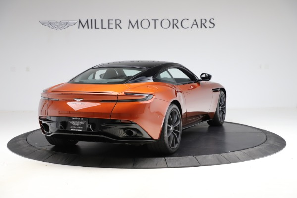 Used 2020 Aston Martin DB11 AMR for sale $199,900 at Alfa Romeo of Greenwich in Greenwich CT 06830 6