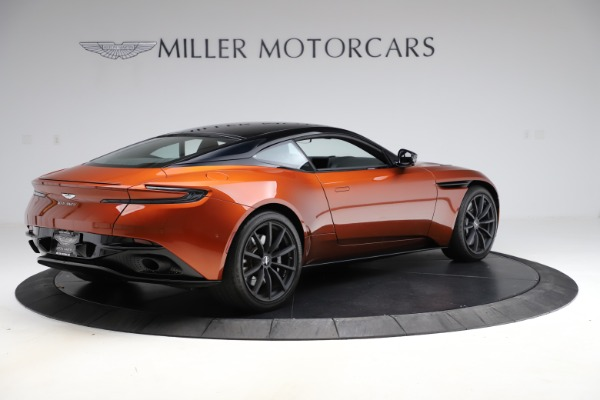 Used 2020 Aston Martin DB11 AMR for sale $199,900 at Alfa Romeo of Greenwich in Greenwich CT 06830 7