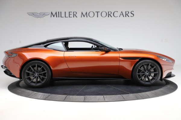 Used 2020 Aston Martin DB11 AMR for sale $199,900 at Alfa Romeo of Greenwich in Greenwich CT 06830 8