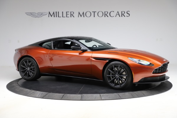 Used 2020 Aston Martin DB11 AMR for sale $199,900 at Alfa Romeo of Greenwich in Greenwich CT 06830 9