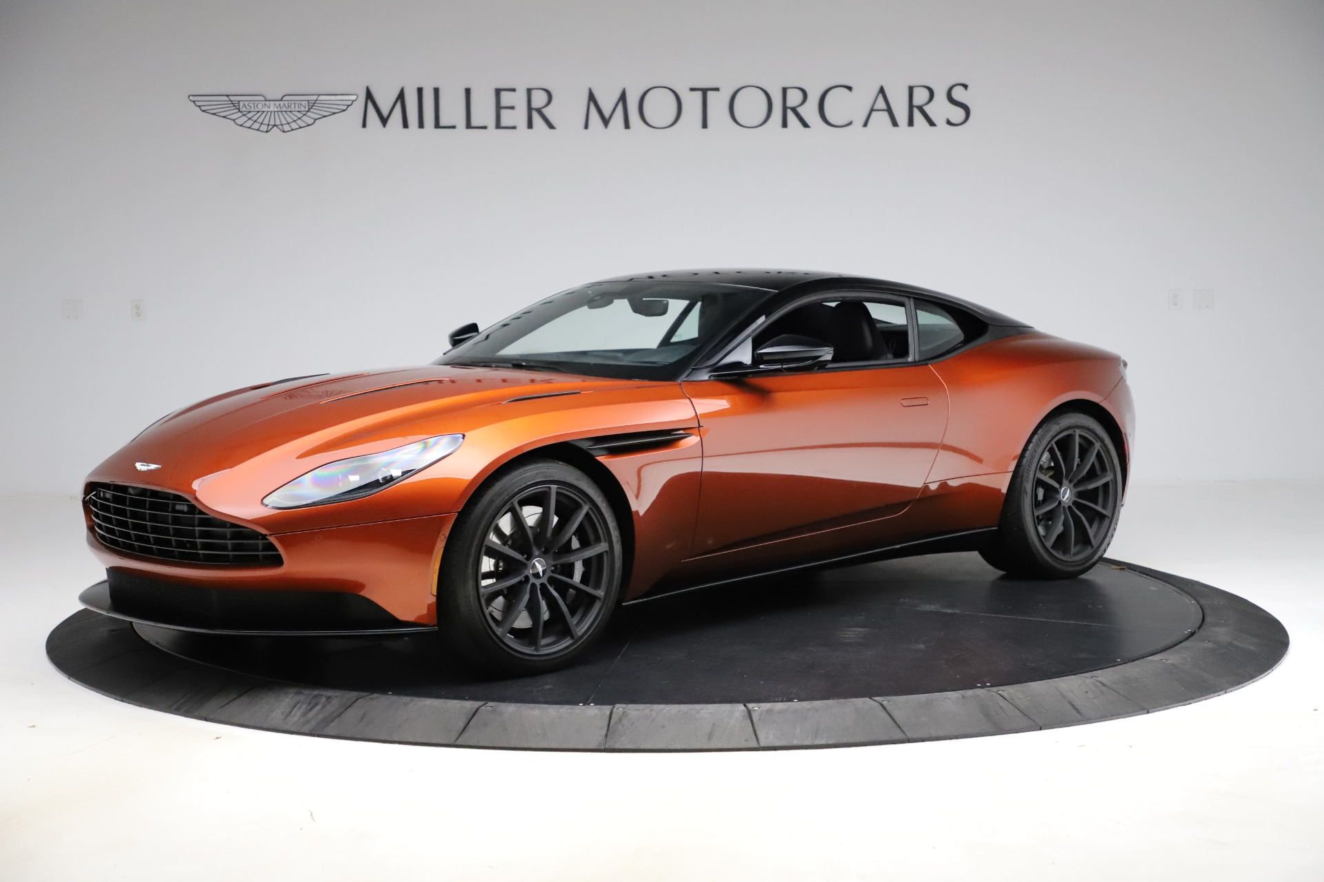 Used 2020 Aston Martin DB11 AMR for sale $199,900 at Alfa Romeo of Greenwich in Greenwich CT 06830 1