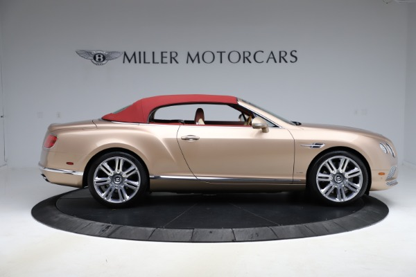 Used 2017 Bentley Continental GTC W12 for sale $165,900 at Alfa Romeo of Greenwich in Greenwich CT 06830 18