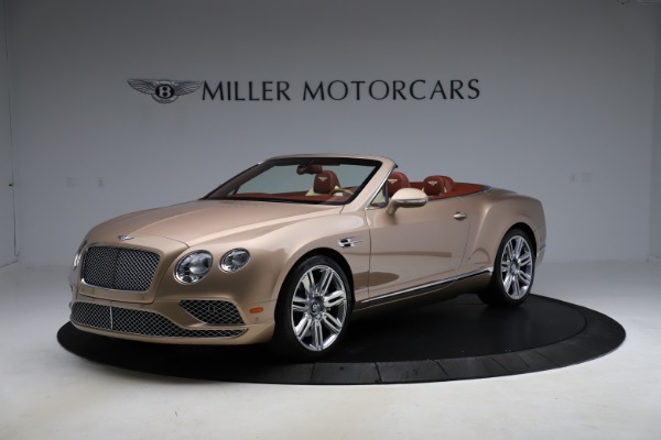 Used 2017 Bentley Continental GTC W12 for sale $165,900 at Alfa Romeo of Greenwich in Greenwich CT 06830 2