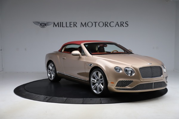 Used 2017 Bentley Continental GTC W12 for sale $165,900 at Alfa Romeo of Greenwich in Greenwich CT 06830 20
