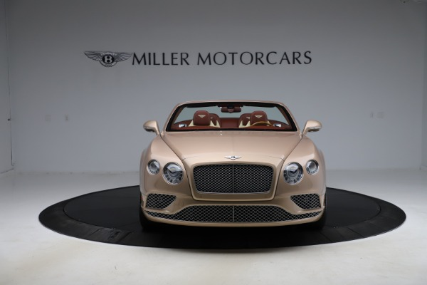 Used 2017 Bentley Continental GTC W12 for sale $165,900 at Alfa Romeo of Greenwich in Greenwich CT 06830 22