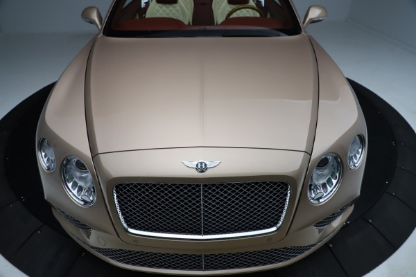 Used 2017 Bentley Continental GTC W12 for sale $165,900 at Alfa Romeo of Greenwich in Greenwich CT 06830 23